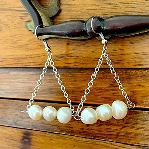 🌸 Freshwater Pearl Earrings 🌸